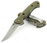 CRKT Hammond Cruiser Green Handle