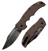 Нож складной Cold Steel Recon 1, Clip Point, Dark Earth,CTS-XHP