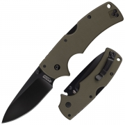 Нож складной Cold Steel American Lawman, CTS-XHP, OD Green