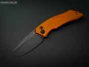 Нож складной Kershaw Launch 1 Orange Auto