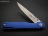 Нож складной Mr. Blade Astris Blue, Limited, Сергей Шнуров