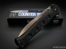 Нож складной Cold Steel Counter Point XL, CTS BD1