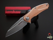 Нож складной Kershaw Natrix, D2 Blade, Copper Handle