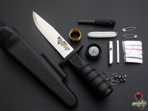 Нож Cold Steel Survival Edge Black