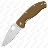 Нож складной Spyderco Tenacious Brown